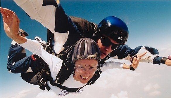 Tandem Skydiving Tandem Ocean City My Bucket List