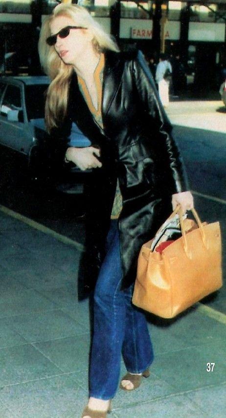 5937538f042a Carolyn Bessette Kennedy s Hermes bags - PurseForum