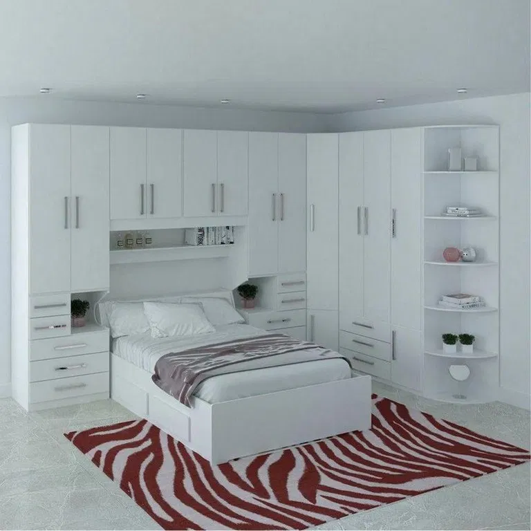 35 Creative Bedroom Wardrobe Design Ideas That Inspire On
