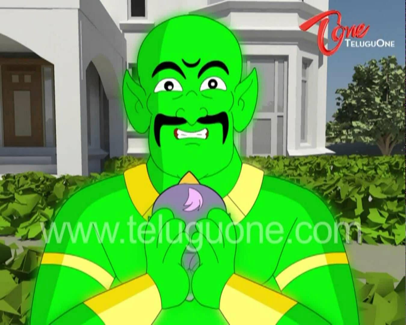 Abheera  ||  2D Animated Serial  ||  Episode 58