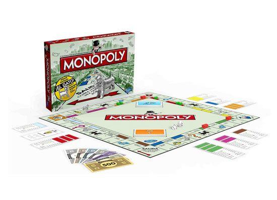 Monopoly Clasico Juego De Mesa Barato Hazte Con El Clasico De Los