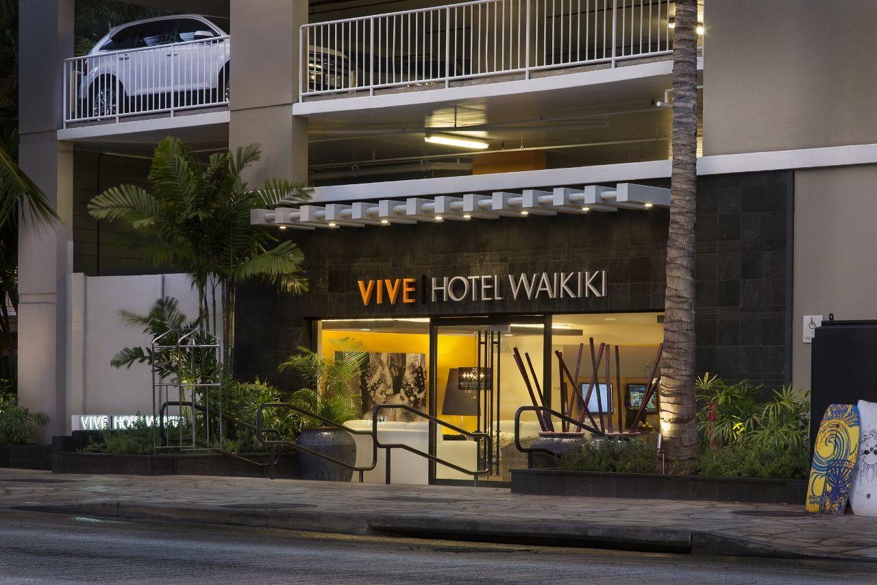 Vive Hotel Waikiki Hip Convenient Affordable Waikiki Hotels