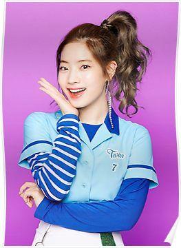 Twice One More Time Dahyun Poster Twice Dahyun Kpop Girls