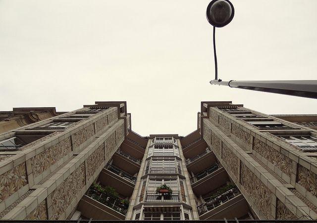 Immeuble Franklin, Auguste Perret, Paris by blafond, via Flickr