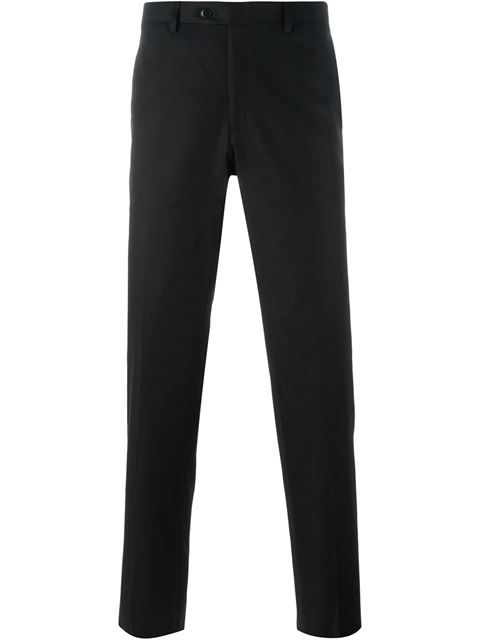 tailored trousers - Black Brioni Online For Sale Outlet 2018 Cheap And Nice E9hpKNd