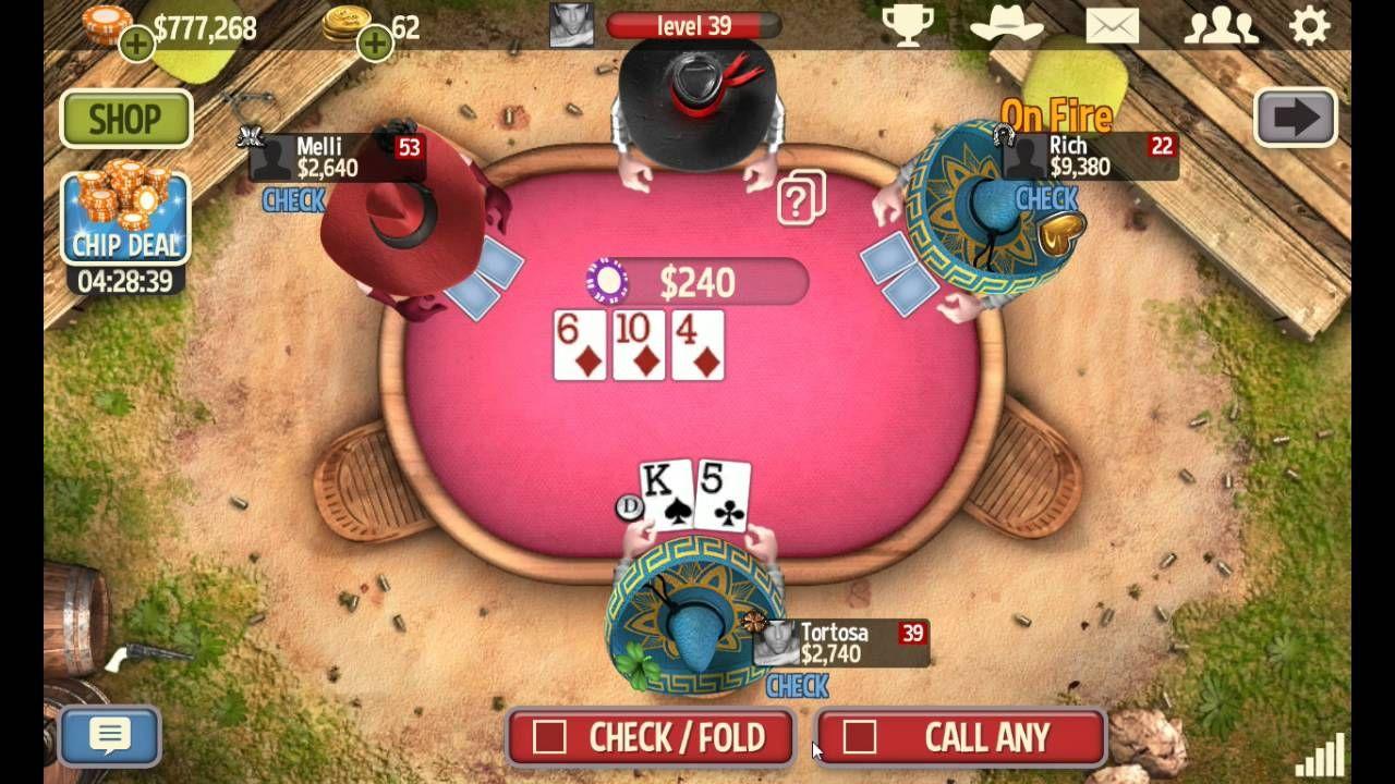 Jogo De Poker Gratis Governor Poker 3 Online Aprenda A Instalar E Jogar Cassino Digital Jogo De Poker Jogos Cassino
