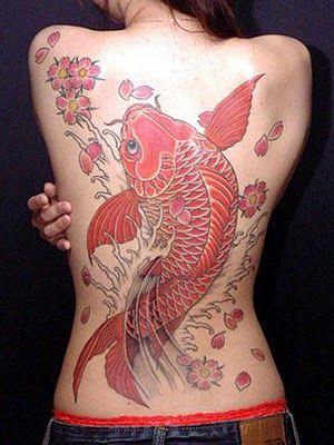 Koi Tattoo And Meanings Koi Tattoo Designs And Ideas Koi Tattoo Design Tattoos Japanese Koi Fish Tattoo