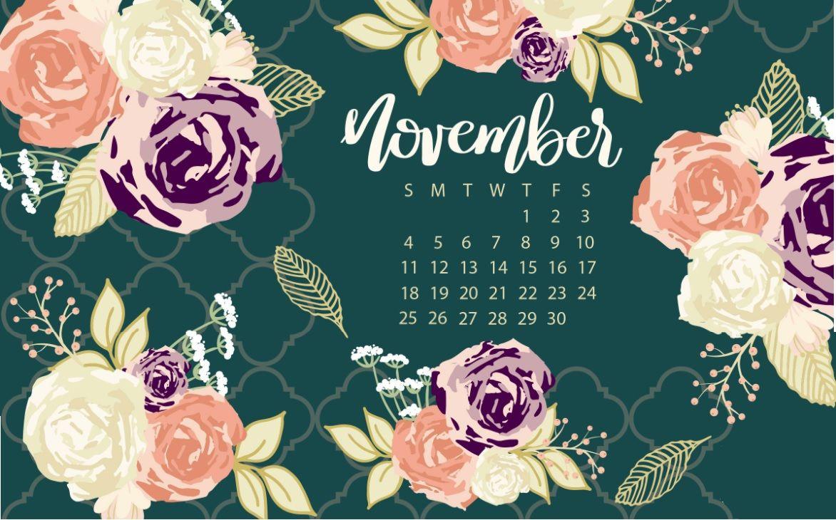 Beautiful November 2018 Calendar Wallpapers Calendar Wallpaper Desktop Wallpaper Calendar Victoria Secret Wallpaper