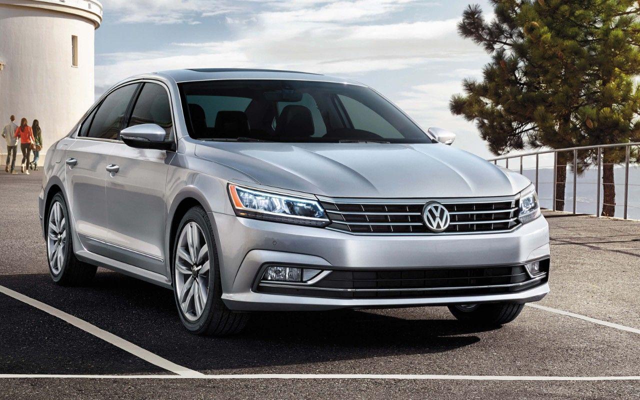 Volkswagen passat 2017 gri