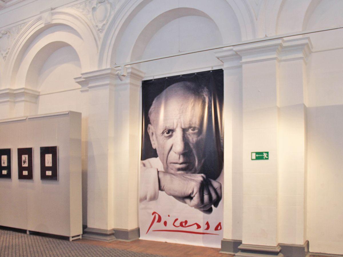 Пабло Пикассо в Калининграде