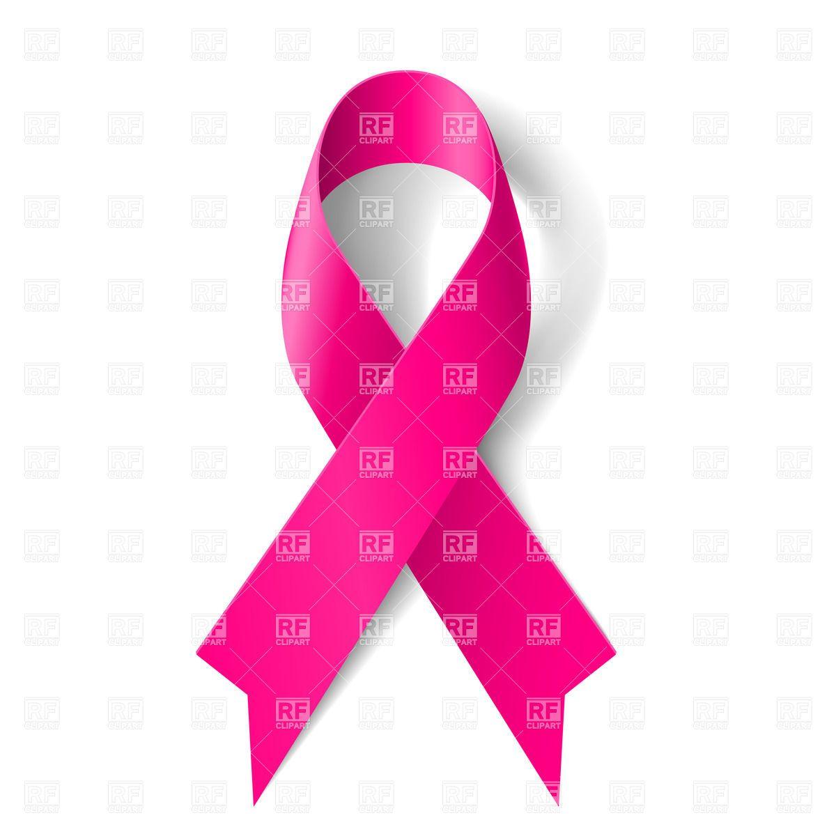 breast cancer awareness pink ribbon wk pink cancer ribbon rh pinterest com breast cancer vector free download breast cancer awareness vector free