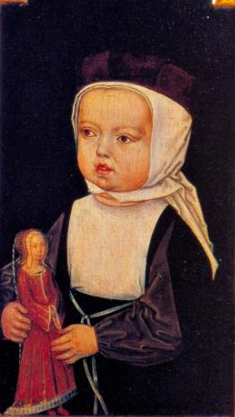 Isabella d'Autriche, 2 ans ( 1501-1526), Fille de Jeanne I de Castille