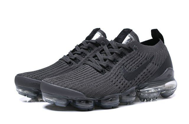 Nike Air Vapormax Flyknit 2019 Charcoal Grey Men'sWomen's