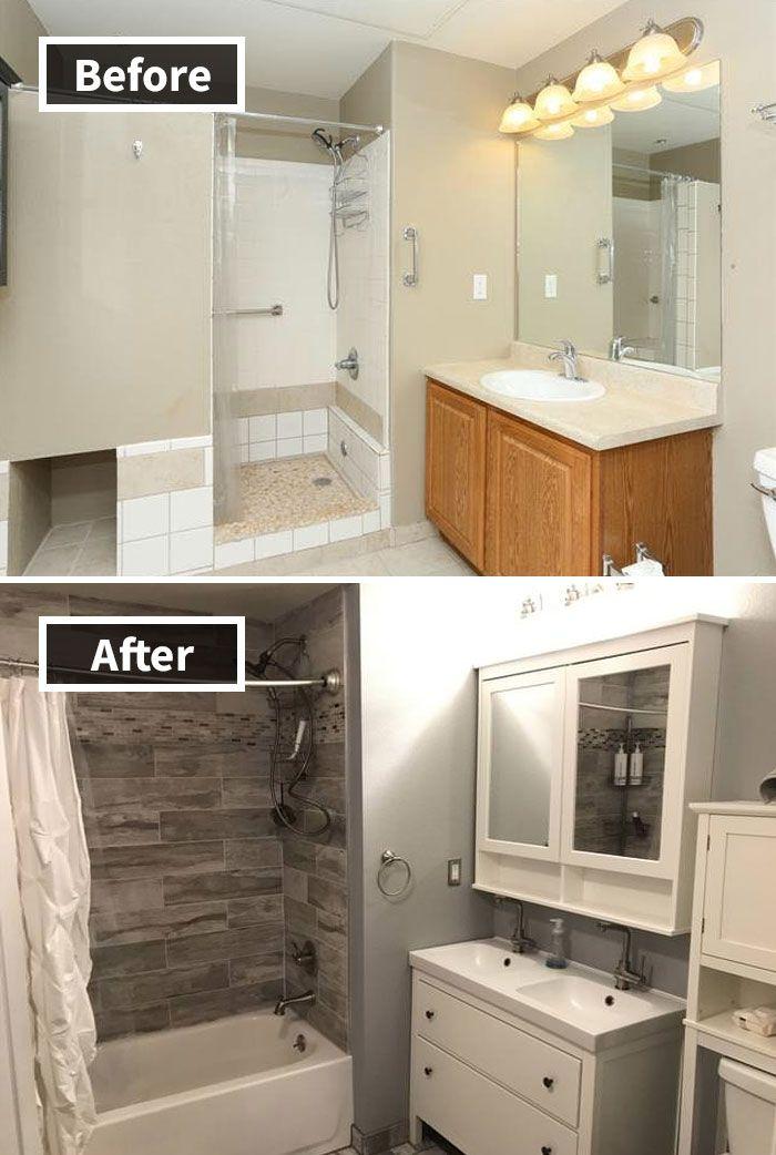 Complete Bathroom Remodel | Bathroom remodel master ...