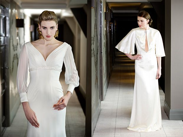 Madelina Isaac James Wedding Dresses...beautiful. Elegant. Love ...