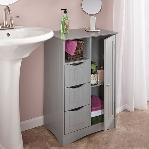Riverridge Home Free Standing Bathroom Cabinet At Jcpenney Today
