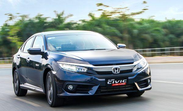 Doanh số trong tháng 1 của Civic thế hệ mới tại Việt Nam nhiều hơn cả năm 2021 với xe đời cũ.           Honda Việt Nam tung Civic 2021 từ đầu tháng 1 với giá niêm yết 950 triệu đồng cho phiên bản duy nhất trang bị động cơ 1,5 lít Vtec Turbo. Sau một tháng, công ty cho biết có 232 xe Civic...  http://cogiao.us/2017/02/07/honda-civic-moi-hut-khach-viet-trong-thang-dau-mo-ban/