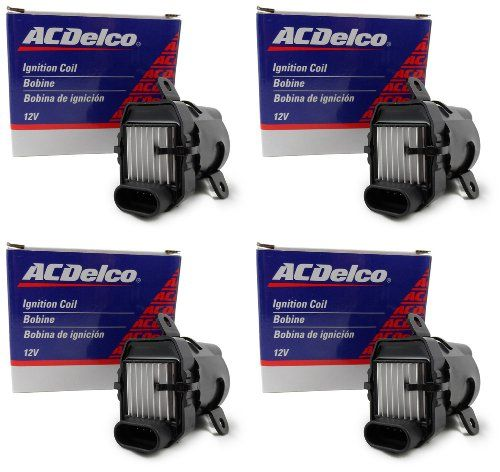 Introducing Four New Oem Acdelco Ignition Coils D585 10457730 Uf262 C1251 Bsc1251 19279910 Get Your Car Parts Here And Follow Us Ignition Coil Acdelco Ignite