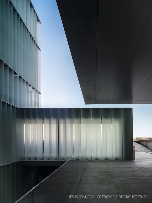 Teatro de Zamora | MGM Architects. Complete work in http://www.jesusgranada.com/zamora/