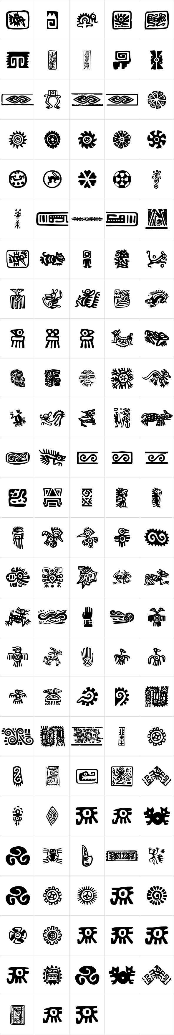 Color mind n 186 2 color mind 233 a nova revista de colorir anti stress - P22 Mexican Relics By Ihof Desktop Font Youworkforthem Fonts Stencils Pinterest Fuentes Y Mexicanos