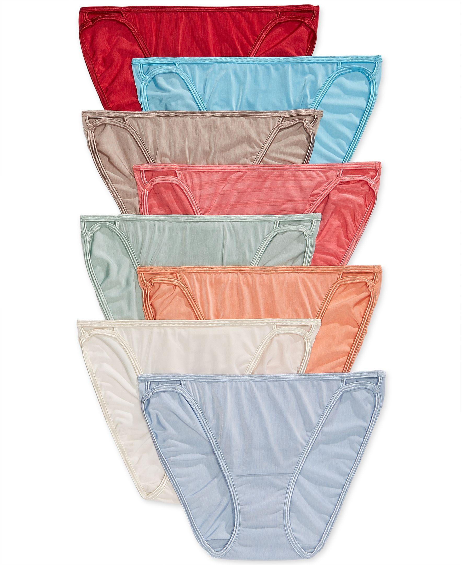 6e2efc145e Vanity Fair Illumination String Bikini 18108