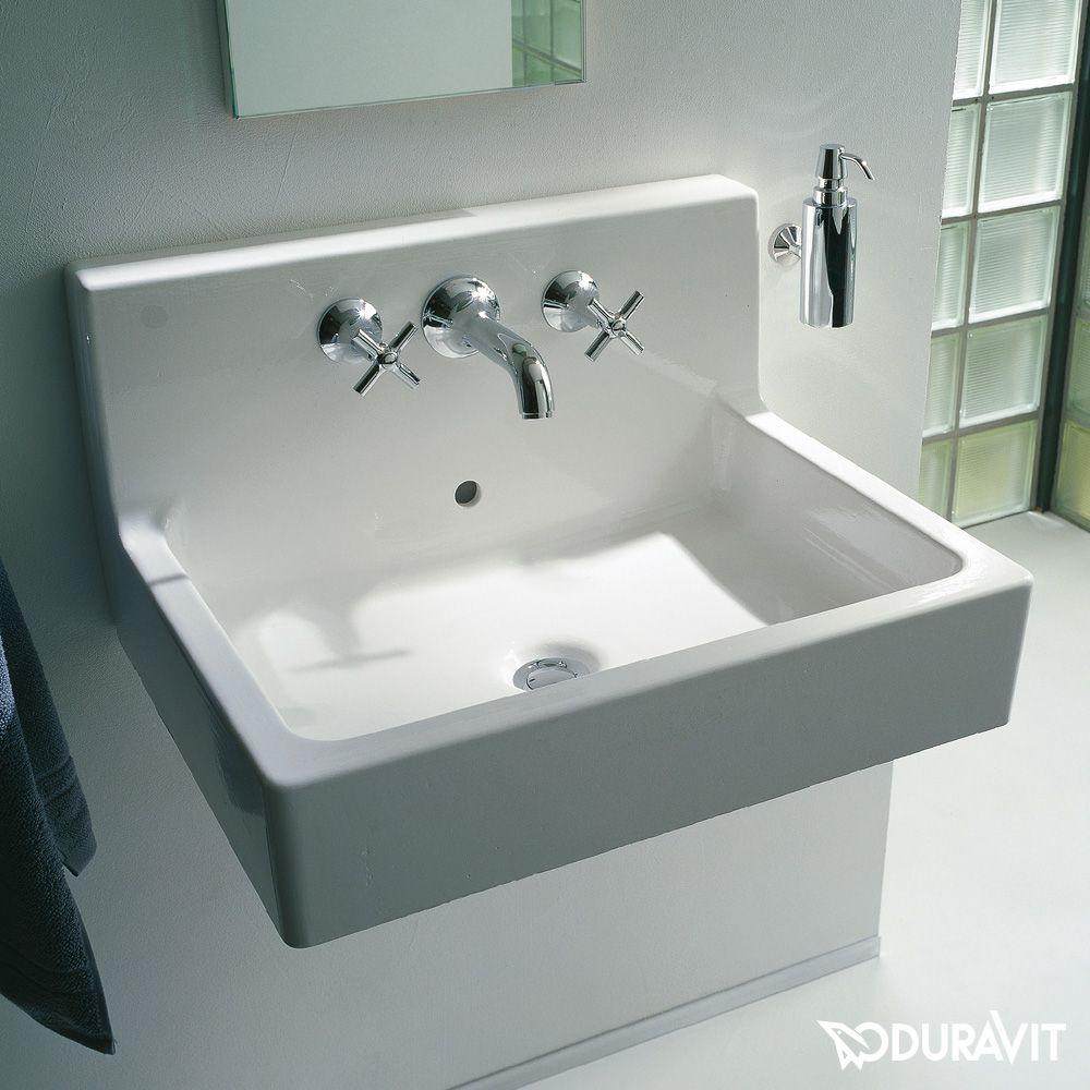 Vasque Vero Duravit Trendy Duravit Vero Washbasin White With Tap