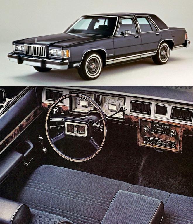 1982 Mercury Grand Marquis | 1980s Fords & Mercurys