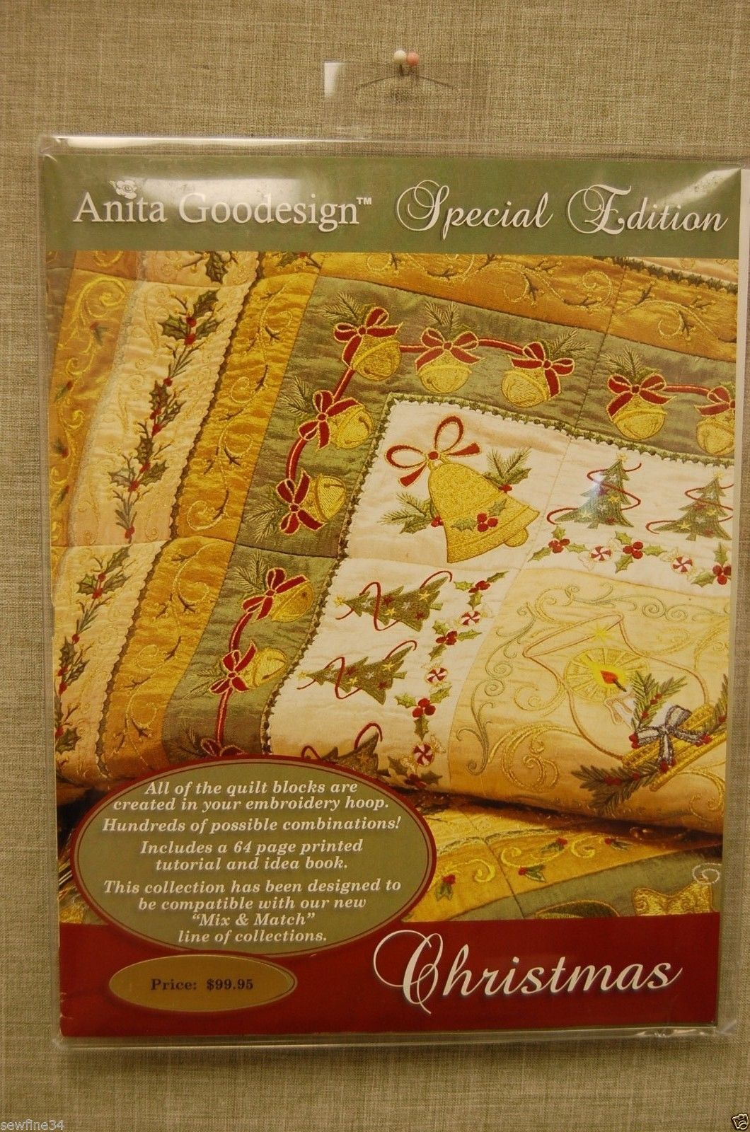 Anita Goodesign Special Edition Collection Your choice of one collection