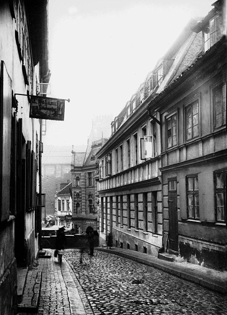 «Кёнигсберг в деталях»: Оберрольберг — улица Коперника (с ...