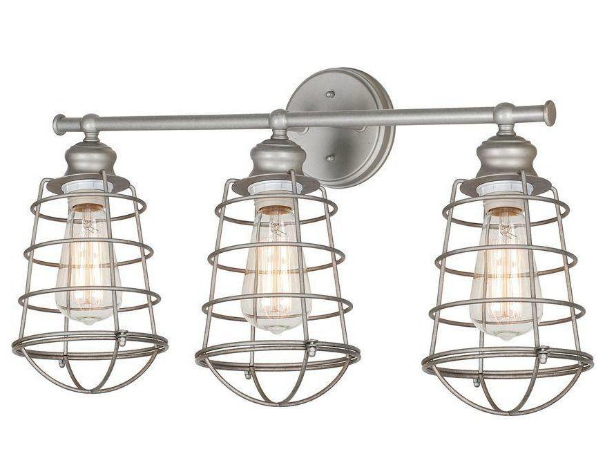 828d4955461440454222d2b99323a2df bathroom lighting vanity light fixture wall industrial wire cage