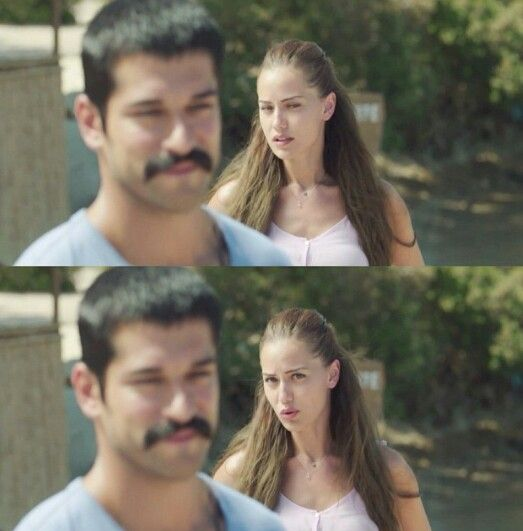 Fahriye Evcen Burak Ozcivit Ask Sana Benzer Turkish Film Burak Ozcivit Couple Photos