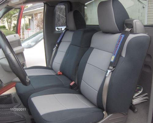 Chevy Tahoe Coverking Custom Tailored Front Neosupreme Front Seat