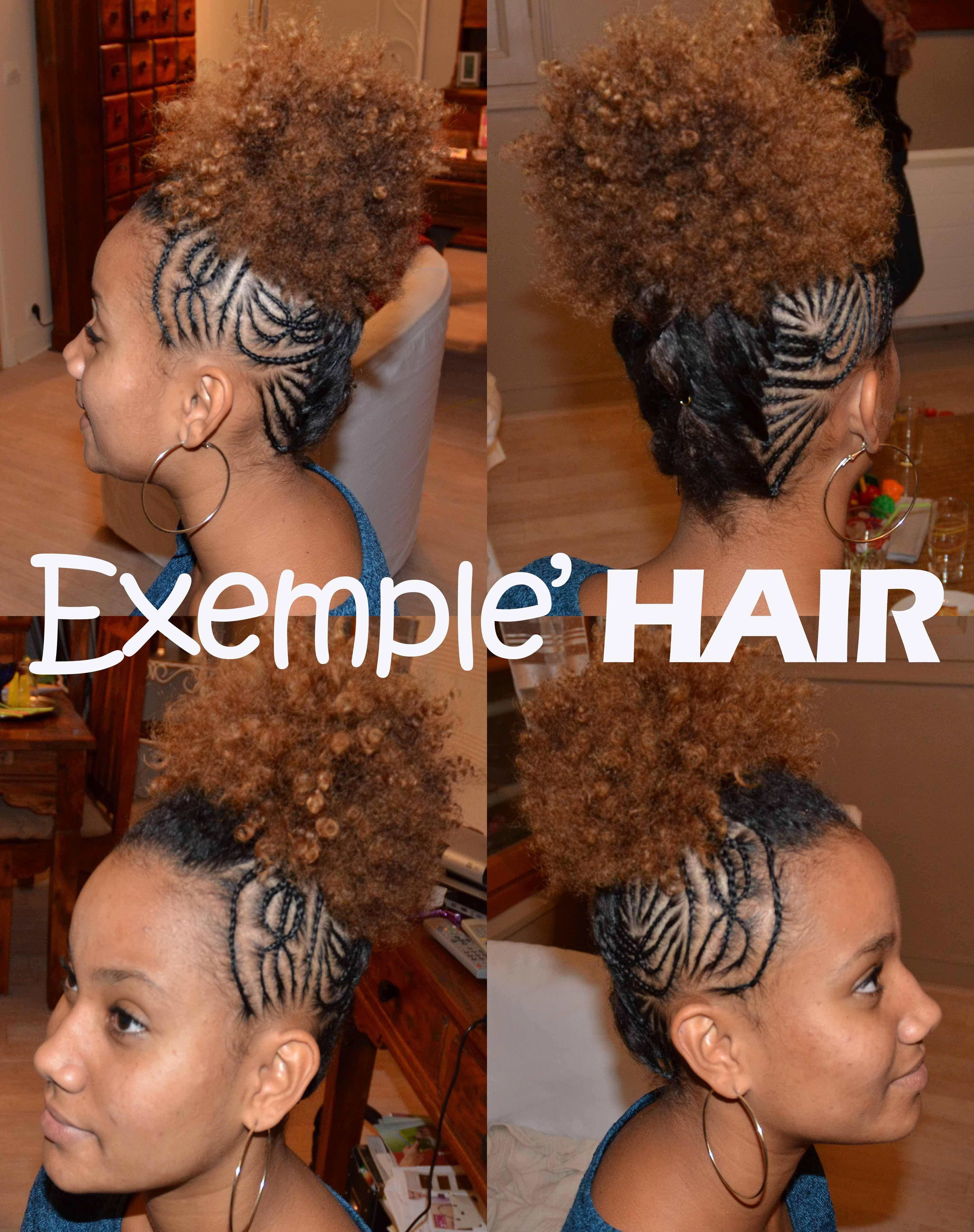 27+ Exemple coiffure femme noire le dernier