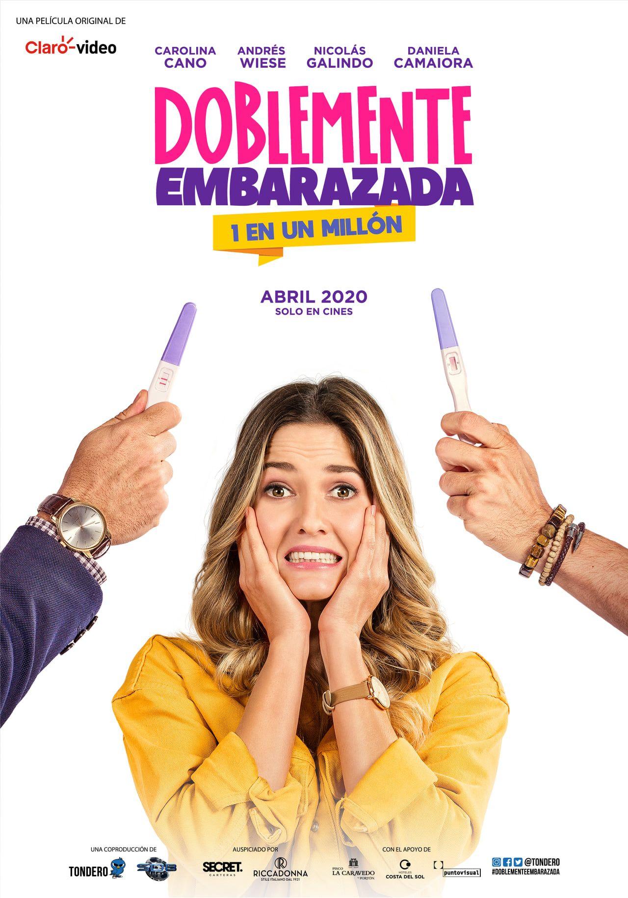 Doblemente Embarazada Trailer Oficial Poster Solo En Cines Noticias De Cine Trailer Oficial