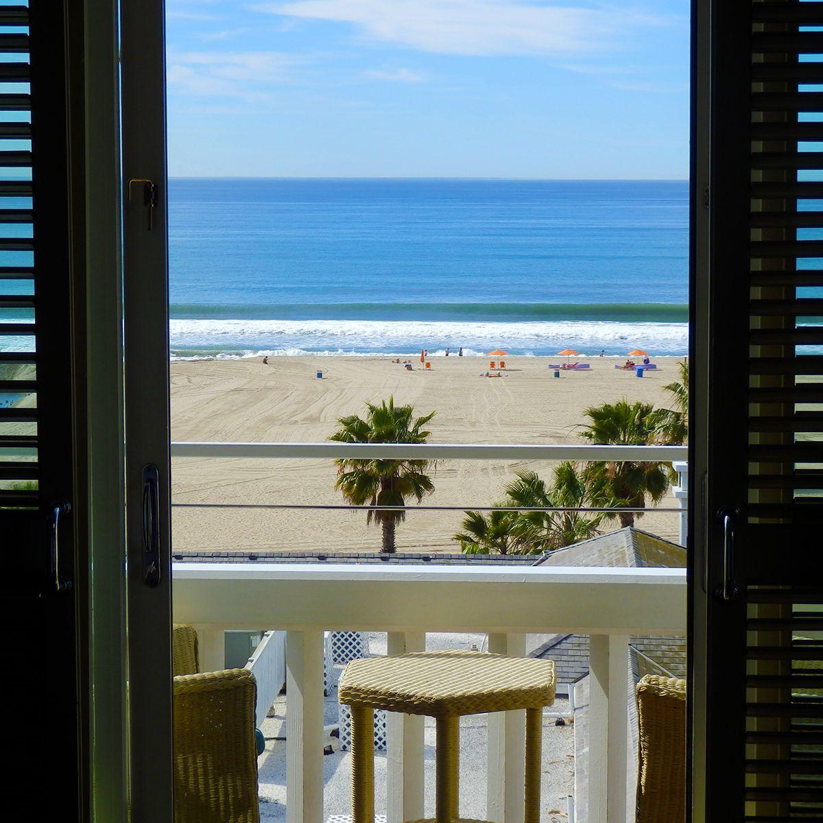 7th Floor View Luxury Hotel Shutters On The Beach Santa Monica Ca