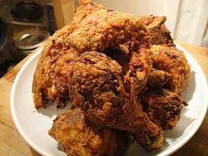 Cook the Book: Quick Fried Chicken