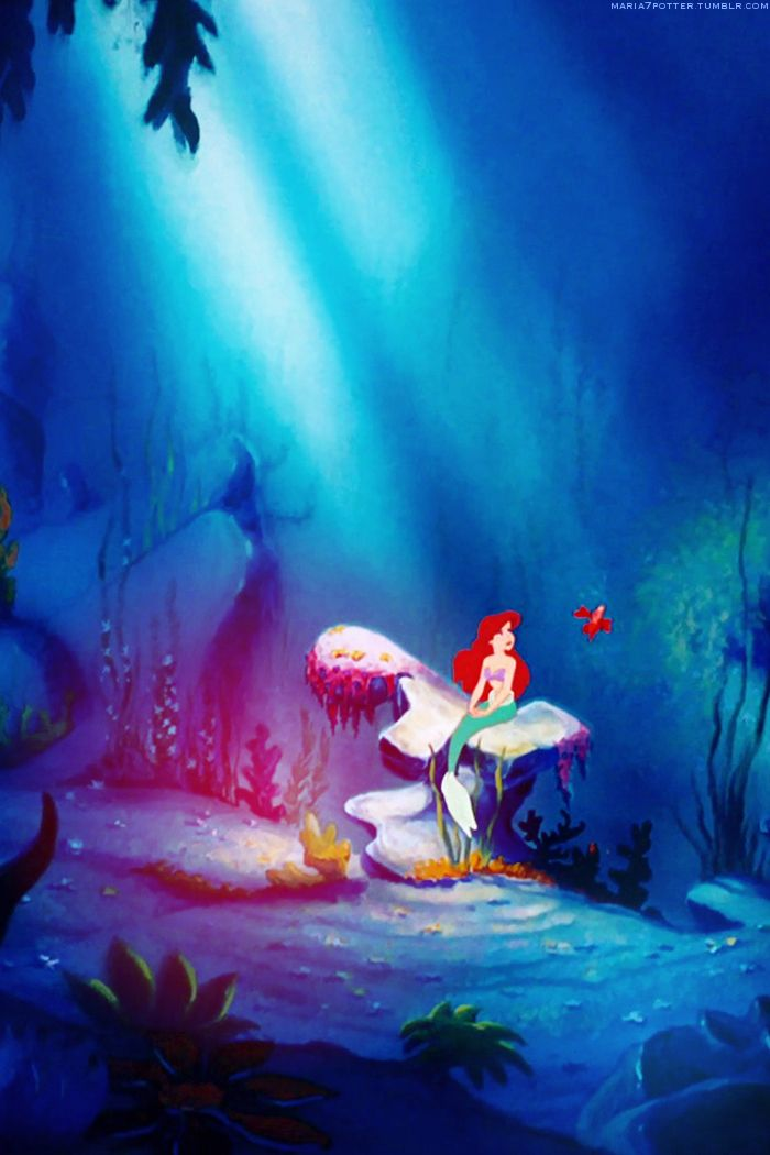 Ariel Is My Favorite Disney Princess Disney Princess Ariel Disney Disney Wallpaper