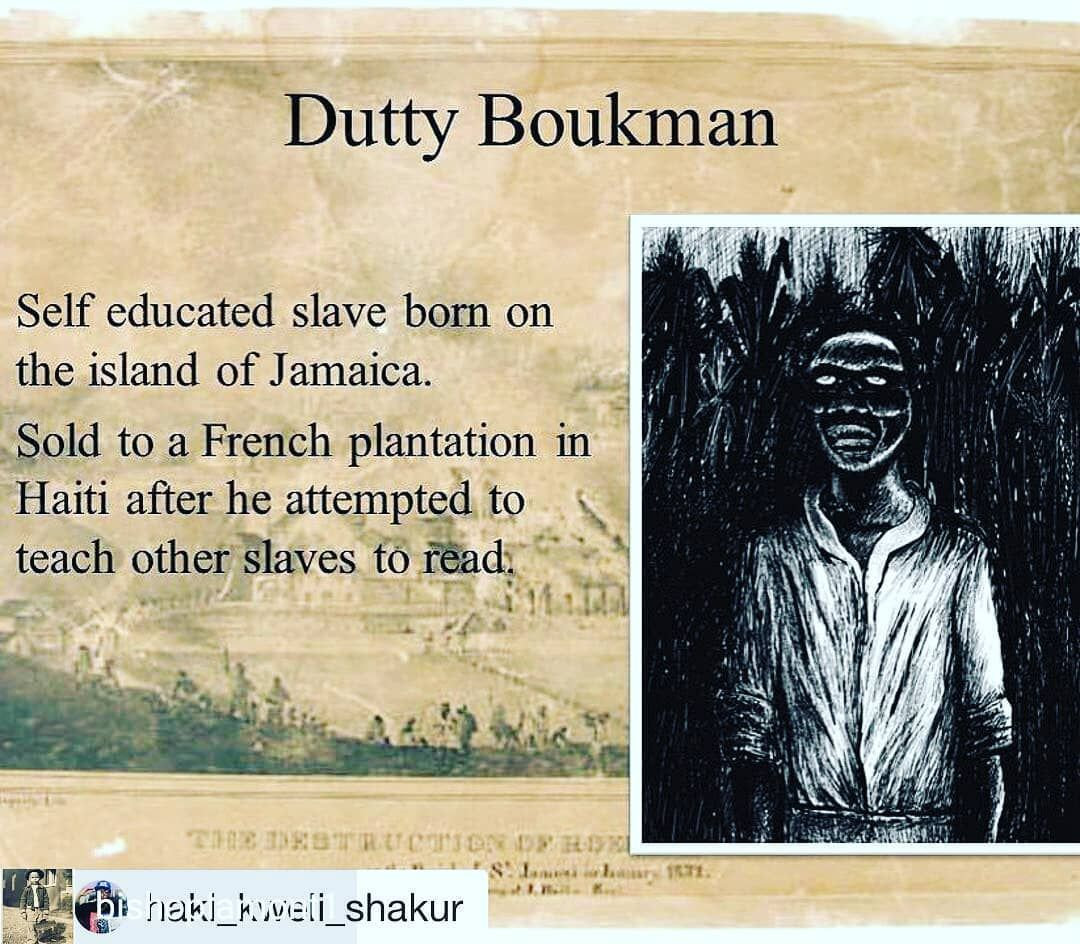 Image result for dutty boukman