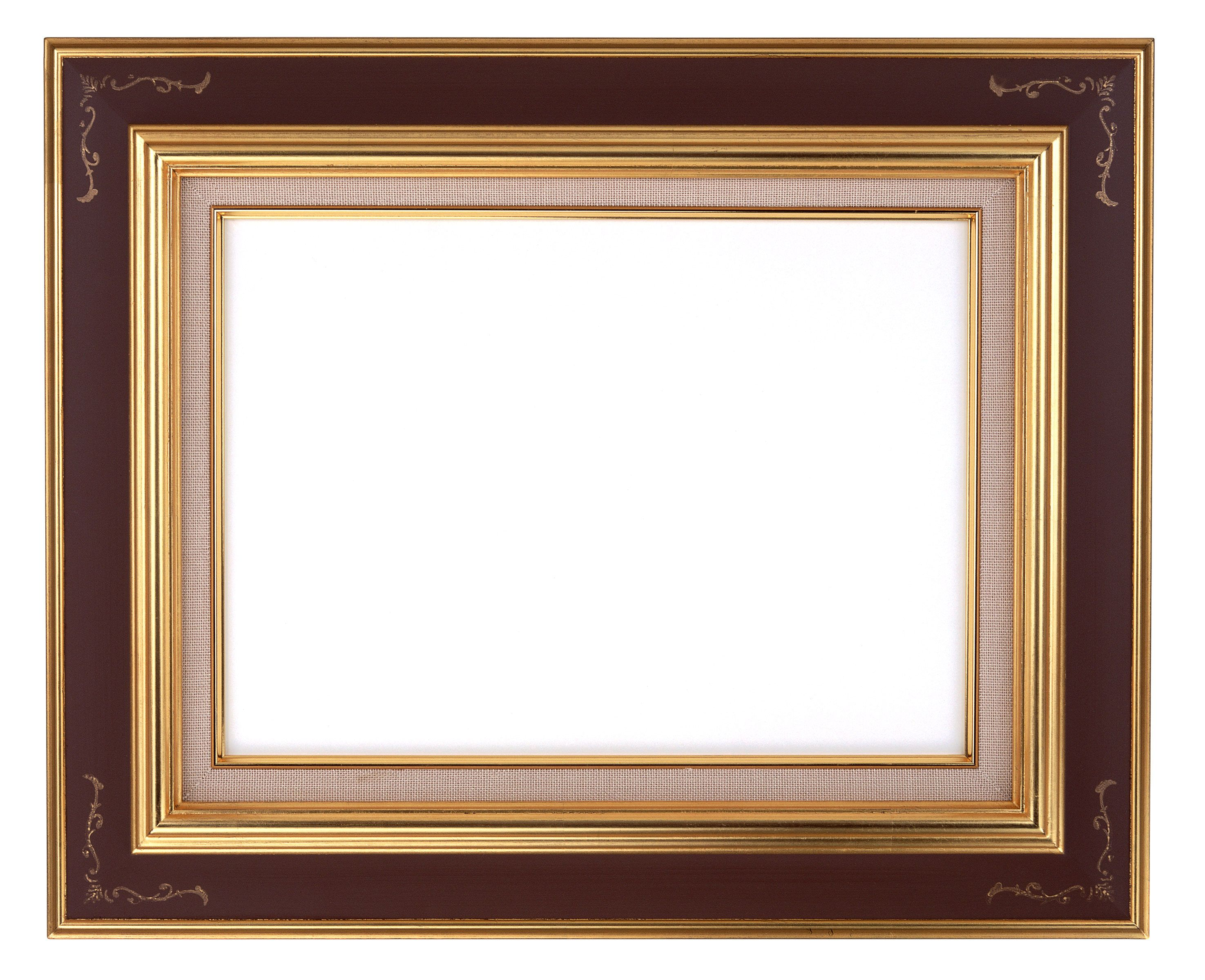 Photoshop Borders And Frames - Matted Picture Frame