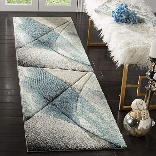 Safavieh Hollywood Collection HLW715D Grey and Teal Mid-Century Modern Abstract Runner 2 2 x 8 -  Safavieh Hollywood Collection HLW715D Grey and Teal Mid-Century Modern Abstract Runner 2 2 x 8 livi - #Abstract #COLLECTION #Grey #HLW715D #Hollywood #Mid-centuryModernbar #Mid-centuryModerndesk #Mid-centuryModernfrontdoor #Mid-centuryModernrug #Mid-centuryModernsofa #Mid-centuryModerntvstand #Mid-centuryModernwallpaper #Mid-centuryModernwedding #MidCentury #Modern #Runner #Safavieh #Teal