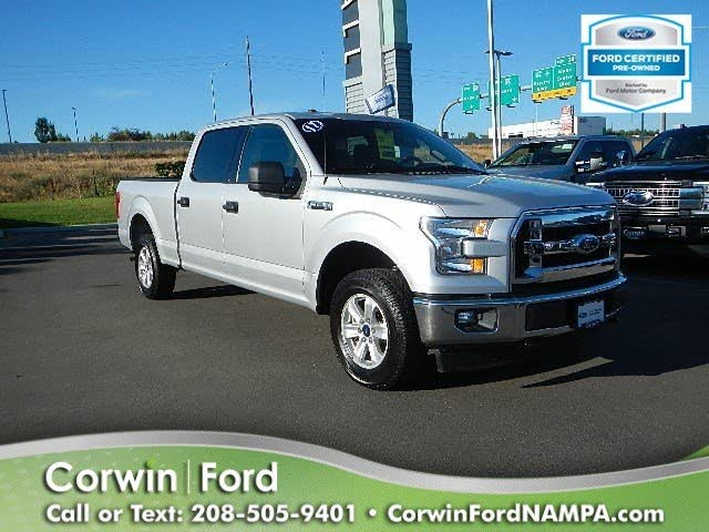 2017 Ford F 150 Xlt Supercrew Lb 4wd 28 468 Ford F150 Used