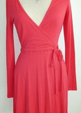 Pinkes Kleid längärmlig gr.34/36 | Kleider, Pinkes kleid ...