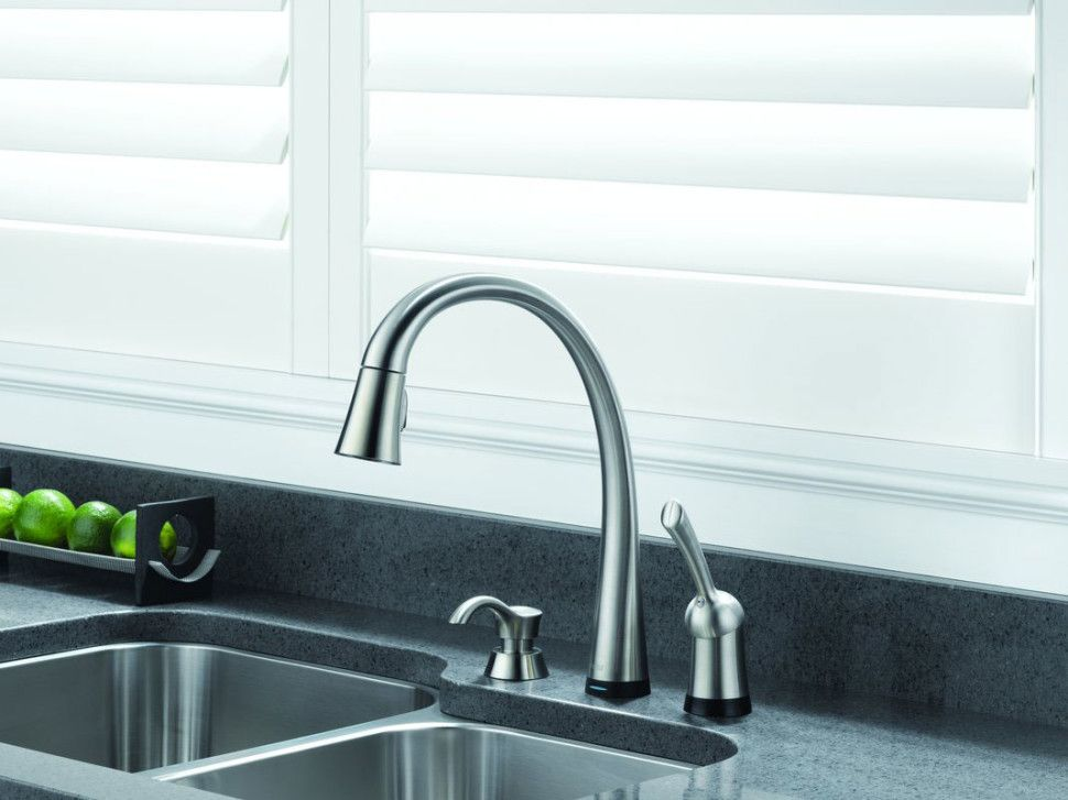Kitchen:No Touch Kitchen Faucet – Upgrading The Faucet ...