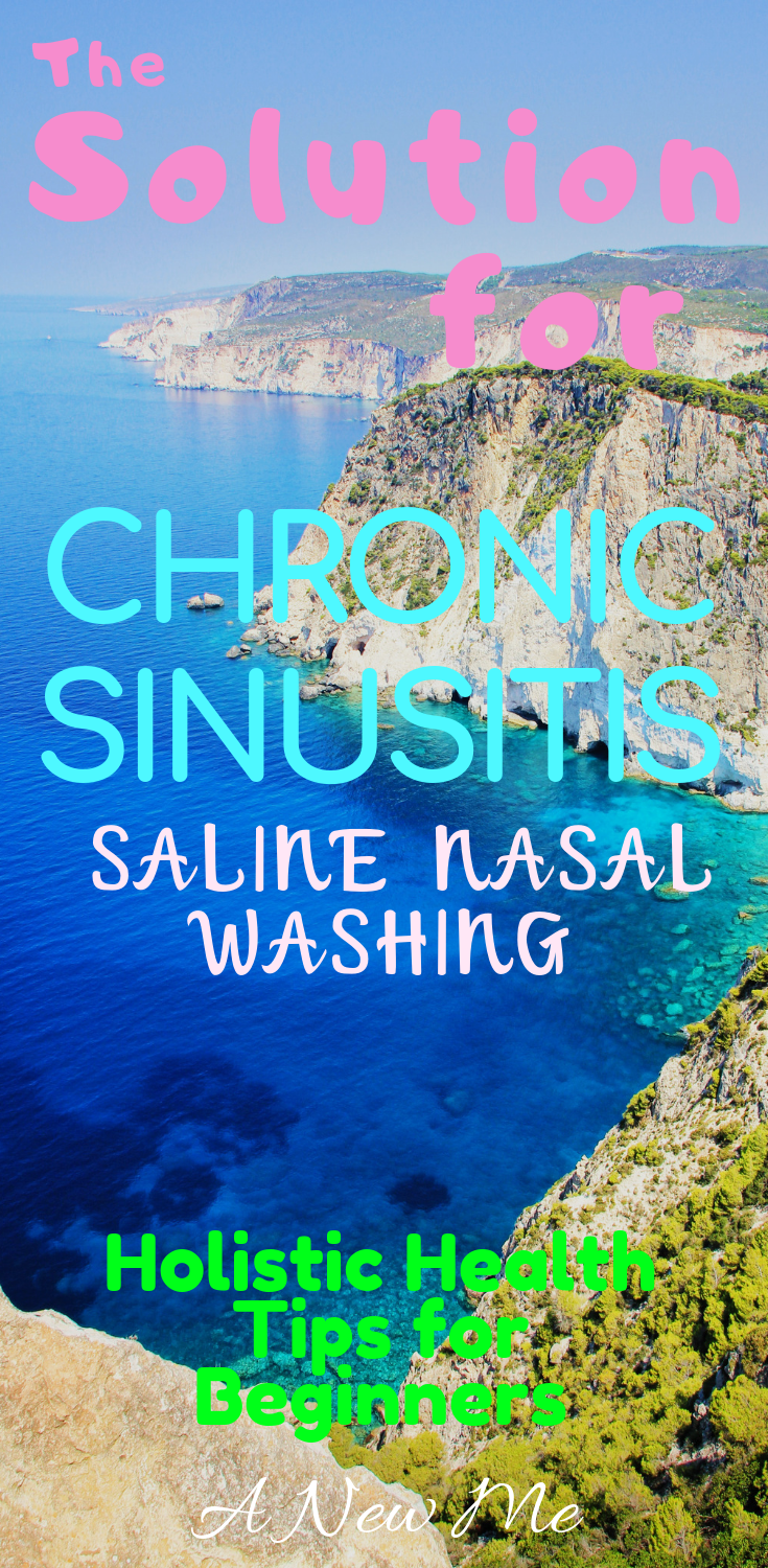 Beginner's Guide to Nasal Washing: Does it Hurt? Holistic Health Tips for Beginners, Medicinal Herb Garden
