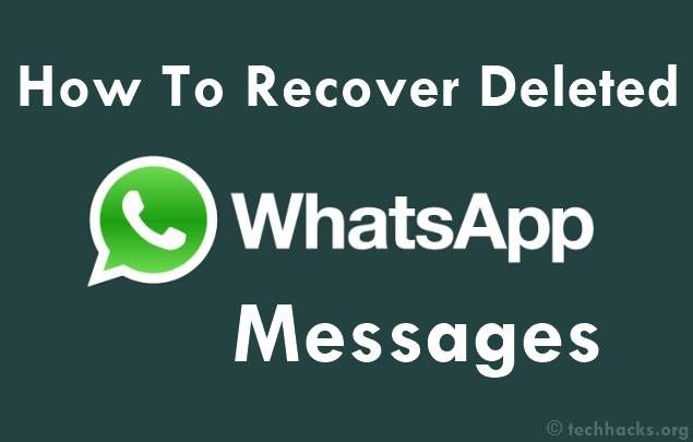 Learn How To Recover Deleted Whatsapp Messages So Above Is The Simple Tips To Recover Deleted Whatsapp Messages I Ho Whatsapp Message Messages Learn Hacking