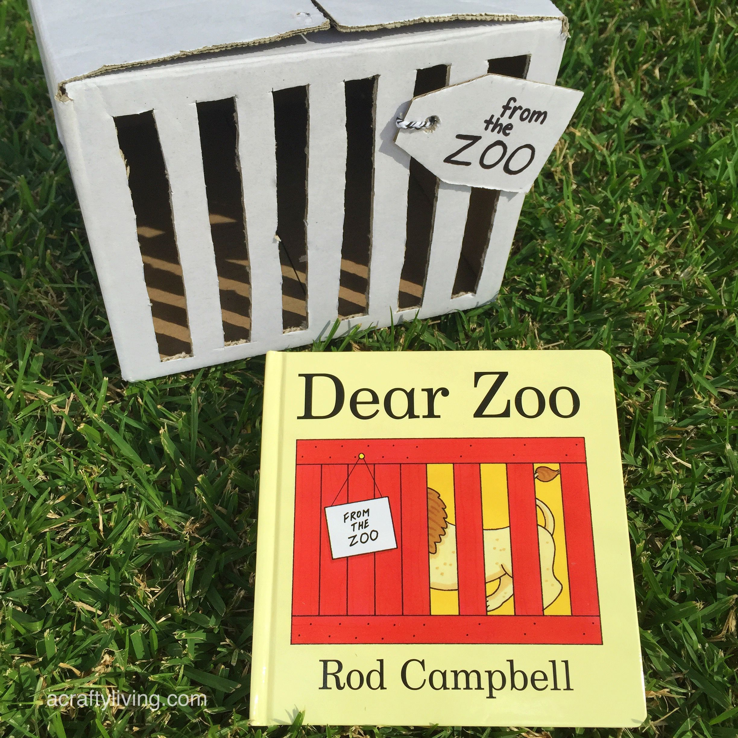 Recreate Retell Stories With This Simple Dear Zoo Activity