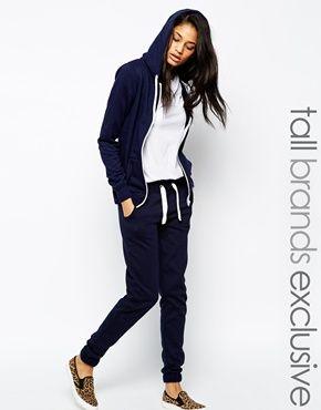 Pantalón de chándal de punto de New Look Tall  96ca8dbc4cf8
