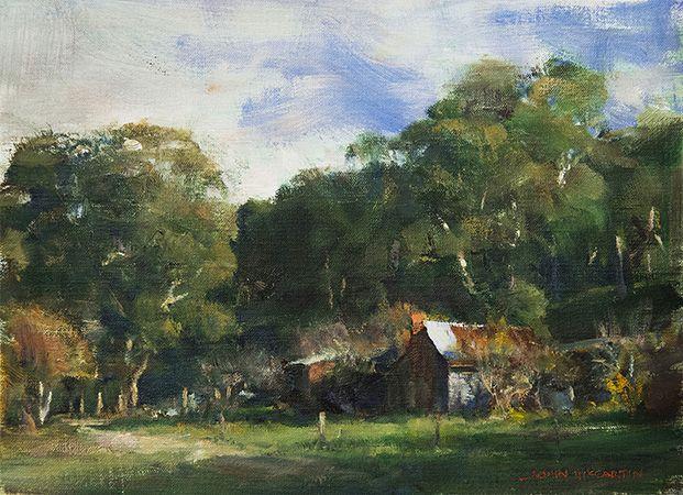 Artist JOHN McCARTIN