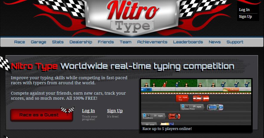 How to hack Nitro Type money cheat codes generator free pc