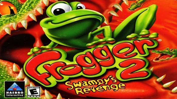 Frogger 2 Swampy S Revenge N64 Rom Usa With Images